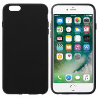 Husa TPU iPhone 6+/6s+, Black
