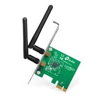 купить TP-LINK TL-WN881ND, 300Mbps Wireless N PCI Express Adapter, Atheros, 2T2R, 2.4GHz, 802.11n/g/b, 2 detachable antennas в Кишинёве