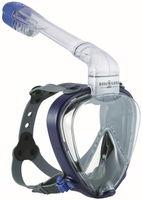 Маска и трубка для ныряния Aqualung Set Smart M Navy Grey