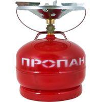 Butelie de gaz turistic cu arzător de 5 litri