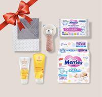 Подарочный набор Mamabox Baby Weleda