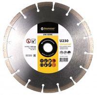 купить Алмазный диск 1A1RSS/C3 230x2,4/1.6x10x22,23 Baumesser Universal в Кишинёве