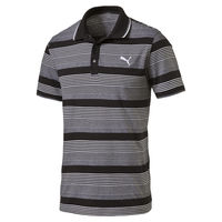Puma FUN Dry Stripe Jersey Polo