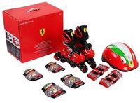 Роликовые коньки Chipolino Ferrari 29-32 (SKAFK710181)