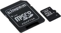 Kingston 8GB microSDHC Class4