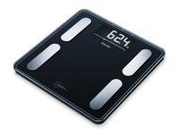 Диагностические весы Beurer Signature Line BF400 black (3753) (la comanda)