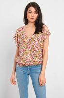 Блуза ORSAY Цветной принт 662107