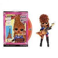 L.O.L  набор куклы O.M.G Ferocious бас гитара