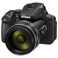 Nikon Coolpix P900 Black (Official Warranty)