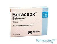 Betaserc comp.16mg N30