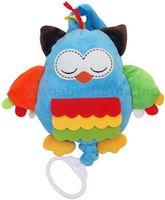 Baby Mix EF-TE-8063-22 Игрушка плюшевая Сова