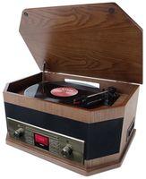 Проигрыватель Hi-Fi ION Audio Octave LP
