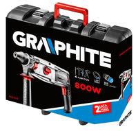Перфоратор Graphite 58G529