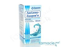 Angilex-Zdorovie sol./gargarisme 100 mg + 500 mg + 250 mg 120 ml N1