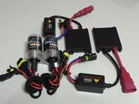 Комплект Xenon DSP LC (AC 9V-16V) + лампы SuperVision