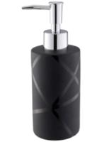 Дозатор жидкого мыла Testrut Nero (131056)