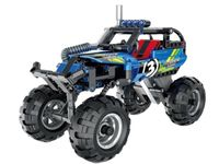 803, XTech Bricks: Pull Back Off-Road Vehicle, 193 pcs