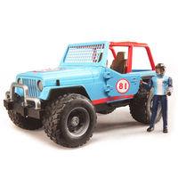 Jeep Cross cu șoferul, cod 42275