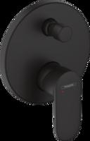 Vernis Blend Baterie de baie pentru instalare ascunsă, cu combinație de securitate integrată EN1717