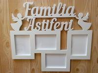 Ramă din ghips (Familia Astafeni)