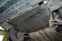 > CITROENC5 RD2008 - 2010 ЗАЩИТА КАРТЕРА SHERIFF | Защита двигателя