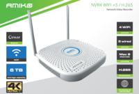 купить AMIKO NVR 4 WIFI + 5 / H.265 в Кишинёве
