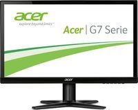 """23.8"""" ACER IPS LED G7 G247HYLBIDX Glossy Black"""