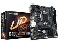 MB S1200 Gigabyte B460M D2V 1.0  mATX //  CPU