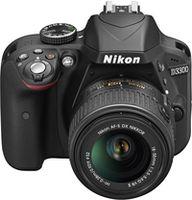 Nikon D3300 Kit 18–55 VR II (Official Warranty)