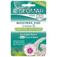 Geomar - Очищающая маска с белой глиной