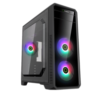 Корпус ATX Gamemax G561-FRGB