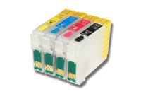Перезаправляемые картриджи Epson T1711-T1714