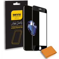 Защитное стекло Senno 3D Iphone 7/8 ,Black