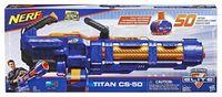 Blaster Nerf Elite Titan, cod 43873