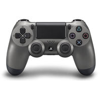 Gamepad Sony DualShock 4 v2 Steel Black for PlayStation 4