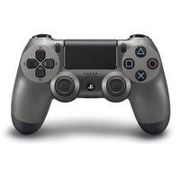 Gamepad Sony DualShock 4 v2 Steel Black for PlayStation 4