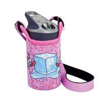 Бутылка пластик Laken Tritan Jannu + Neo Cover 0,45L, KTN4F-MH, Pink MARHIEL