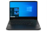 "Lenovo IdeaPad Gaming 3 15IMH05 Onix Black 15.6"" IPS FHD 250 nits 120Hz (Intel Core i7-10750H 6xCore 2.6-5.0GHz,16GB (2x8) DDR4 RAM, 512GB M.2 2242 NVMe SSD, GeForce GTX1650Ti 4GB GDDR6, WiFi-AX/BT, Backlit KB, 3cell, HD Webcam, RUS, No OS, 2.2kg)"