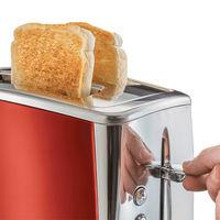 Prajitor de pâine Russell Hobbs Luna Red (23220-56)