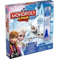 Hasbro Joc de societate Monopoly Junior Regatul de Gheață