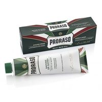 КРЕМ ДО БРИТЬЯ PRORASO GREEN SHAVING CREAM 150ML