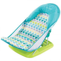 Шезлонг для купания Summer Infant Deluxe Triangle Stripes