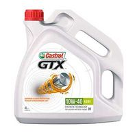 Моторные масла Castrol GTX 10W-40  4л