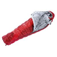 Спальный мешок Deuter Exosphere -4° right fire-cranberry