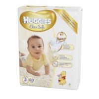 Scutece Huggies Elite Soft Mega  3  (5-9 kg)  80 buc.
