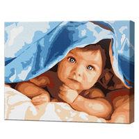 Micul miracol, 40х50 cm, pictură pe numere Articol: GX26975