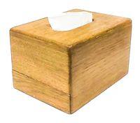 Диспенсер настольный для салфеток деревянный