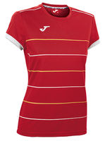 T-SHIRT WOMAN CAMPUS RED