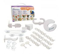 Набор для безопасности ребенка в доме Dreambaby Safety Kit (35 ед)