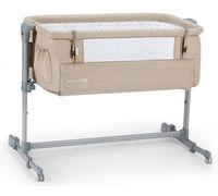 Кроватка co-sleeper Kinderkraft Neste UP Beige
